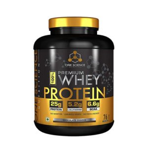 One Science 100% Premium Whey Protein