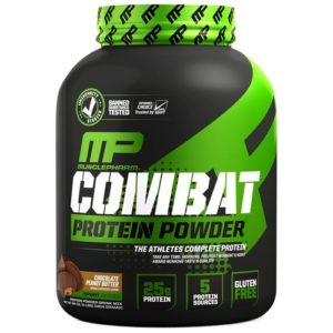 MusclePharm (MP)Combat Protein Powder