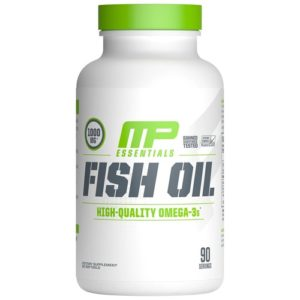 MusclePharm (MP)Fish Oil