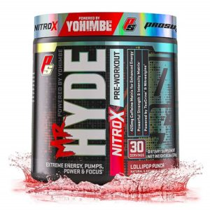 ProSupps Mr Hyde NitroX Pre-Workout