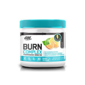 ON Burn Complex Thermogenic Drink Mix
