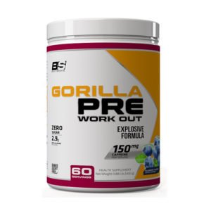 Bulk Sports Gorilla Preworkout