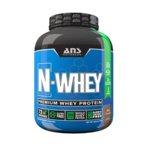 ans performance N-whey protein,milk chocolate