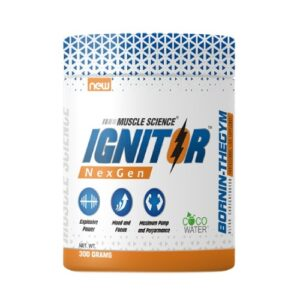 Muscle Science Ignitor NexGen Pre-Workout